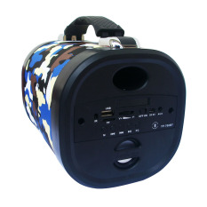 Advance Tentara TP-700BT Speaker Bluetooth Portable  - Biru