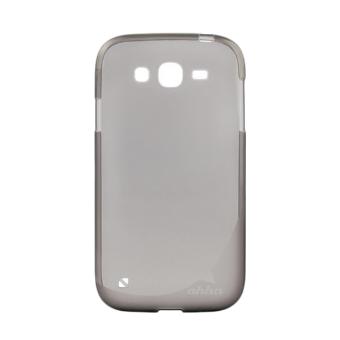 Harga Ahha Moya Gummishell Casing for Samsung Galaxy Grand Neo TintedBlack Terbaru klik gambar.