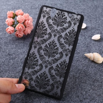 AKABEILA Hollow Flower Phone Cases for Sony Xperia C4 Dual E5333E5306 E5303 E5353 E5343 E5363 5.5 inch Hard Plastic Phone BackCovers Case Bag Housing Protector Shell Hood - intl