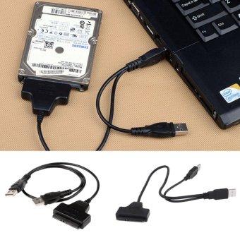 Jual Aksesoris Komputer Moonar Usb 20 Untuk Sata Converter Adaptor Kabel Murah