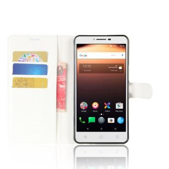 Alcatel a3/a3 kartu sandal merek populer sarung shell telepon