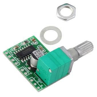 Allwin Ultra Kecil PAM8403 USB 5 V Penguat Audio Stereo Digital Dewan Tenaga Amp