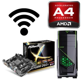 AMD A4-6300 DDR3 2GB HDD 160GB