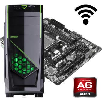 AMD A6-6400K RAM 4GB HDD 160GB