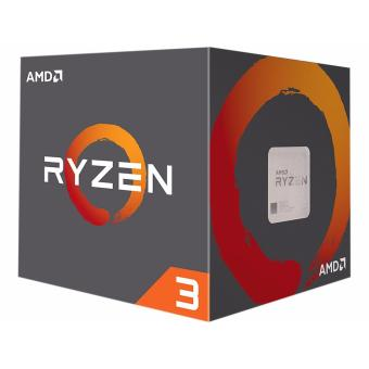 AMD RYZEN 3 1300X - with AMD Wraith Stealth Cooler Included Socket AM4 - Hitam