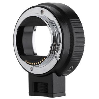 Andoer auto-fokus AF EF - adaptor NEXII cincin untuk Canon EF-Spenggunaan lensa untuk Sony NEX E gunung3/3N/5N/5R/7/A7/A7R/A7S/A5000/A5100/A6000 Bingkai Kamera penuh