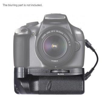 harga Andoer BG-1H pegangan vertikal kompatibel dengan 2 * LP-E10 untuk Canon EOS 1100D 1200D 1300D / Rebel T3 T5 T6 / kiss X50 X70 Kamera DSLR Lazada.co.id