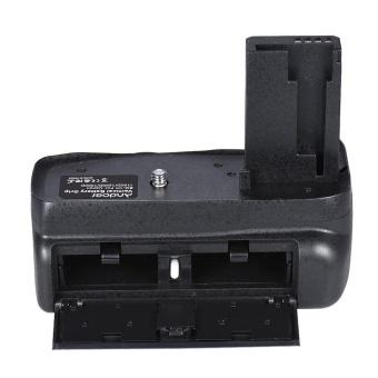 Andoer BG-1H Vertical Grip Compatible with 2 * LP-E10 for Canon EOS 1100D 1200D 1300D / Rebel T3 T5 T6 / kiss X50 X70 DSLR Cameras - intl - 5