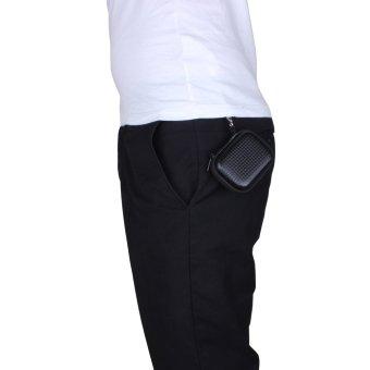 Andoer Mini pelindung EVA kasus tas kamera portabel untuk GoPro Hero4/3 + / 3/2 - 4