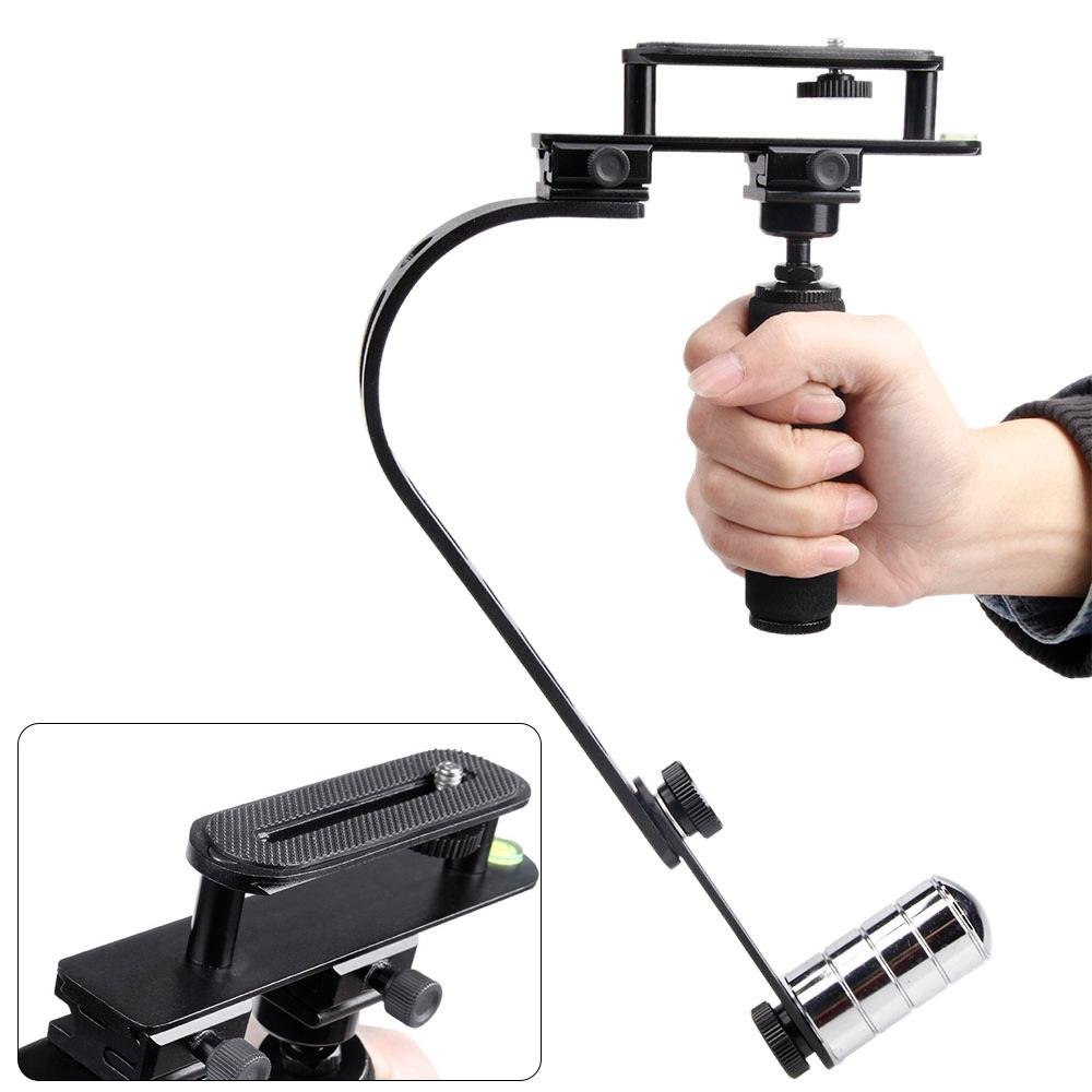 ... Andoer Mini Video Steadycam Steadicam Stabilizer for Canon Nikon Sony Pentax Digital Compact Camera DSLR Camcorder ...