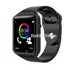 Android Smartwatch A1 Smart Watch U10 bluetooth watch international Sport Pedometer with SIM Camera For Android & Ios - Black