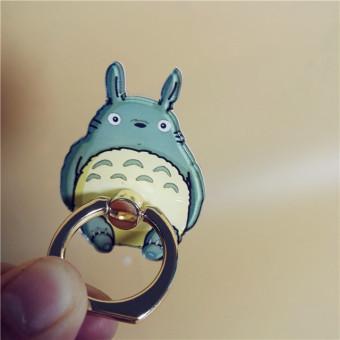 Gambar Animasi Laki laki Handphone Cincin My Neighbor Totoro