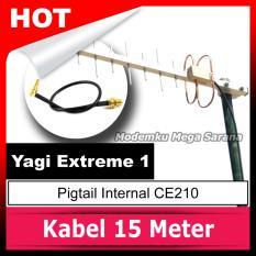 Antena Yagi Extreme 1 Pigtail Modem Internal CE210