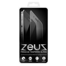 Anti Gores Kaca for Vivo Y15 - Premium Tempered Glass - Round Edge 2.5D - Clear