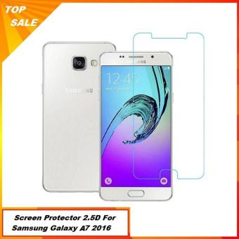 Anti Gores Tempered Glass Untuk Samsung Galaxy J7 2016 / J710 - Clear