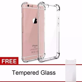 ANTI SHOCK / ANTI CRACK CASEOLOGY FOR APPLE IPHONE 5 / 5S / SE CLEAR +