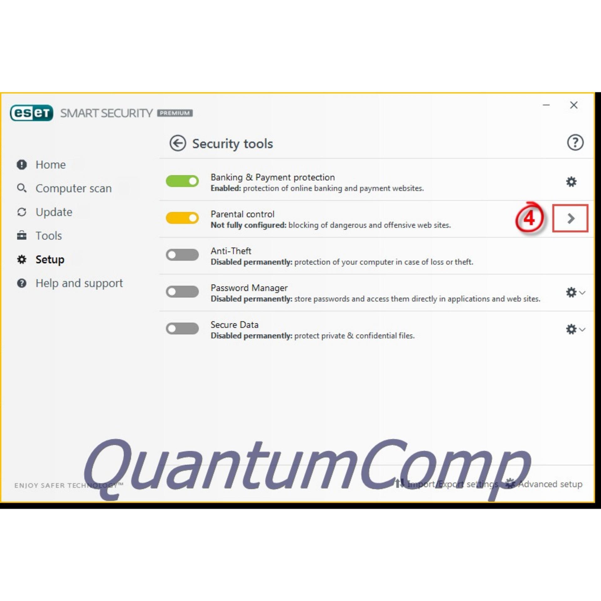 Harga Penawaran Antivirus Eset Smart Security Premium 10 1 Pc Anti Virus Mcafee Internet 3 Tahun User