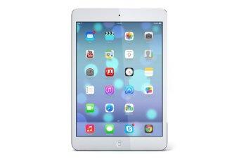 Apple iPad Mini 3 Cellular & Wifi - 64GB - Silver White