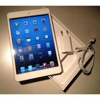 Harga Apple iPad Mini 4 WiFi Only Silver 16GB RAM 2GB Camera 8MP GARANSI 2 TAHUN Terbaru klik gambar.
