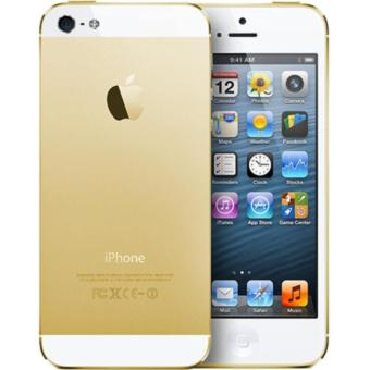 harga Apple Iphone 5 - 32Gb - Gold Lazada.co.id