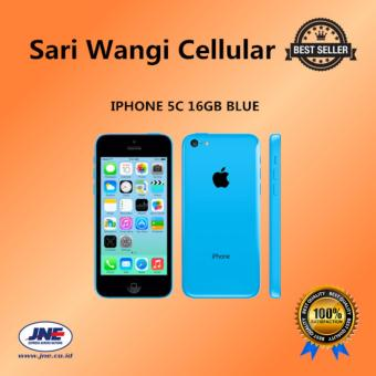 Apple iPhone 5c - 16GB - Biru - Grade A