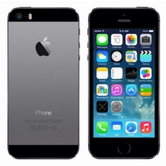 harga Apple Iphone 5s 16GB - Grey - Garansi Internasional Lazada.co.id