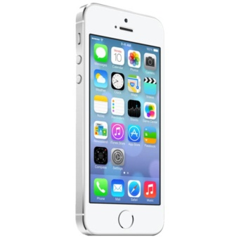 harga Apple Iphone 5s 32GB - Silver - Garansi Internasional Lazada.co.id