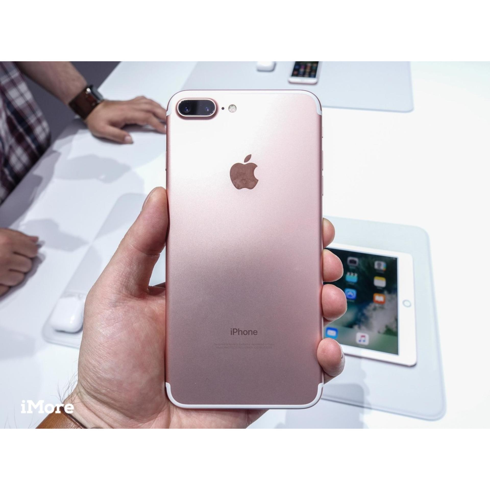 Pencari Harga Apple Iphone 7 Plus Rosegold 128gb Ram 3gb Rose Gold Garansi 1 Tahun Camera 12mp Internasional