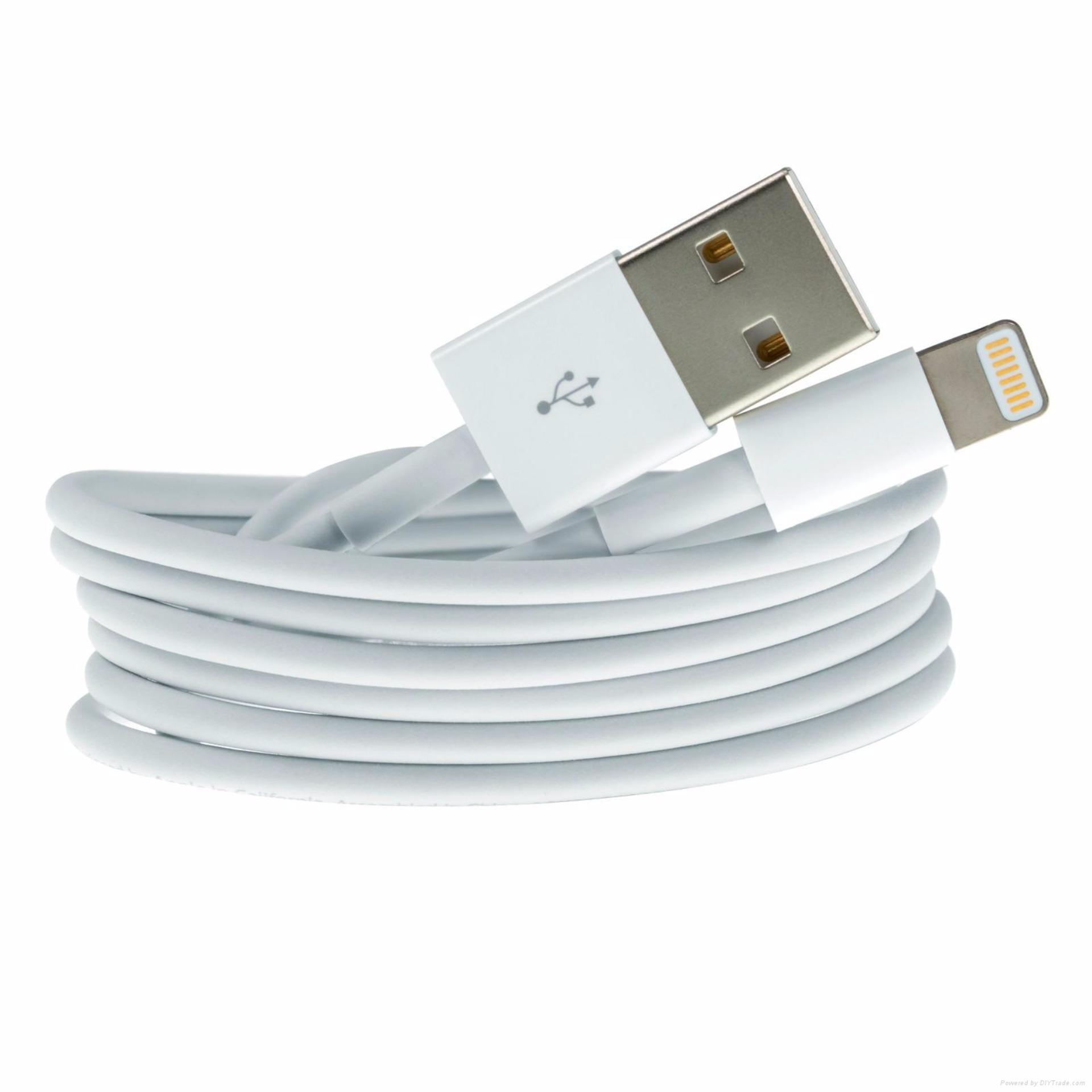 Apple Lighting to USB Cable / Kable Data iPhone 5 Original
