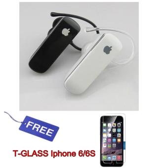 Apple Wireless Bluetooth 4.0 Stereo Headset Handsfree for iPhone - Random Colour Free Temperglass Iphone 6