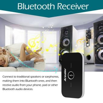 Arealer B6 2 in 1 Bluetooth Transmitter & Receiver Wireless A2DP Bluetooth Audio Adapter Portable Audio