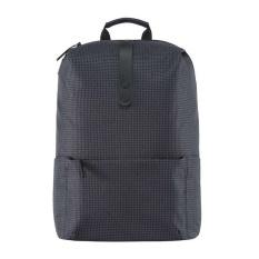 Asli Xiaomi tahan air sekolah ransel sederhana siswa sekolah besar kapasitas 15,6 inci Laptop bahu casing Travel Bags (hitam)
