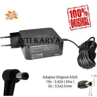 ASUS Adaptor Charger Laptop/Notebook 19V-3.42A (NEW Kotak) Original