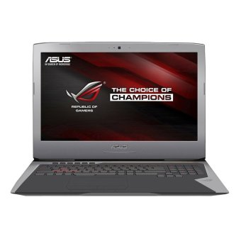 "Asus G752VY-GC346T - 17.3"" FHD - Intel i7-6700HQ - Ram 32GB - Gray"