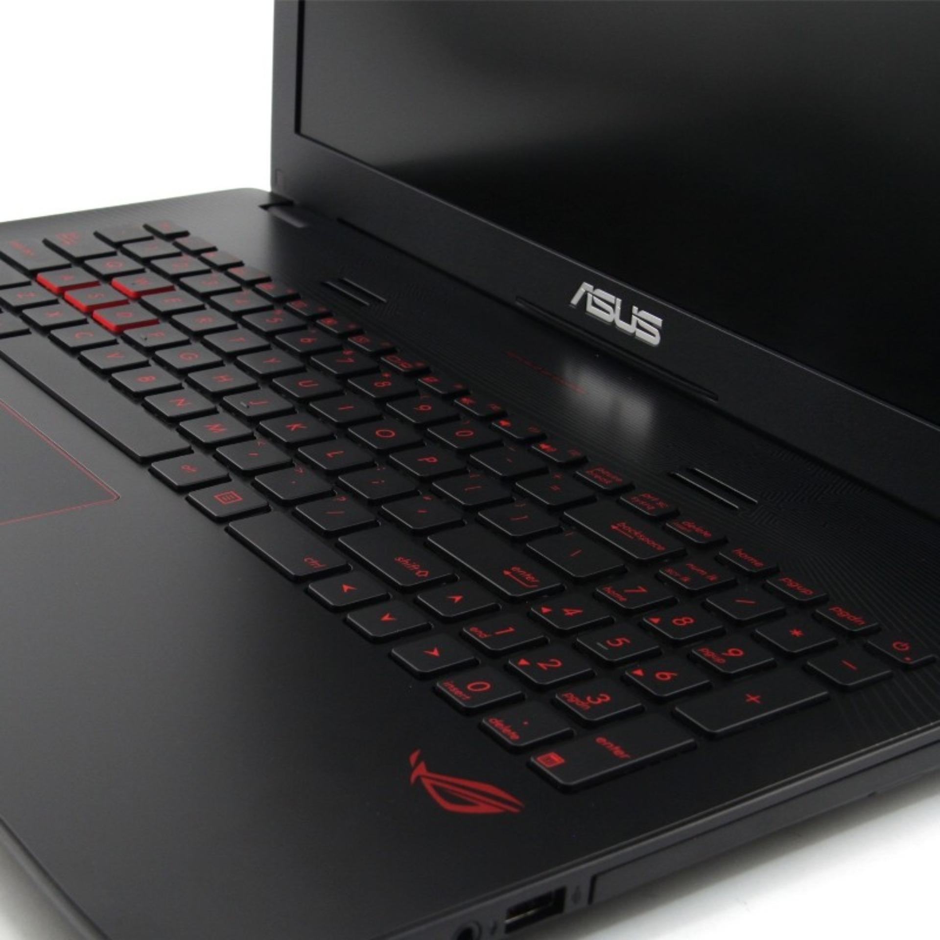 Asus Rog Gl 552x Kbl Dm409t Laptop Gaming Terbaik Plus Back Pack Gl552vx Intel Core I7 7700hq 12gb Ram 1tb Hdd Geforce Gtx950m 4gb Win10 156 Inc Kabylake
