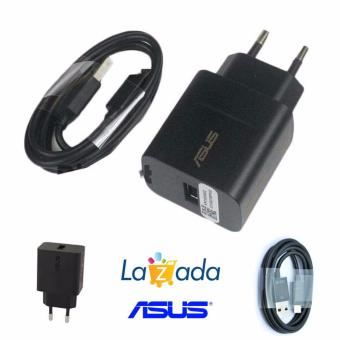 Asus Travel Charger Micro USB 5V 2A Original Fast Charging - Hitam