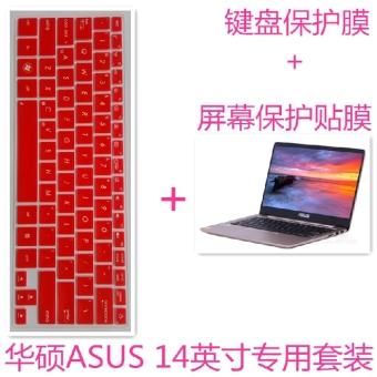Asus u4000uq6200 ling membran keyboard laptop