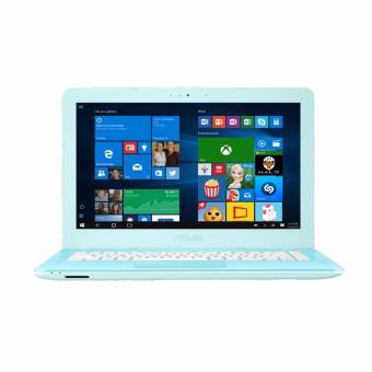 """Asus Vivobook X441UA-WX099D - Aqua Blue [Ci3-6006U/4GB/500GB/Intel HD/14""""/DOS]"""