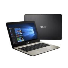 Asus X441UV-WX280T BLACK - [Intel Core i3-6100U 2.3GHz/4GB/1TB/GT920MX 2GB/14 HD/WINDOWS 10]