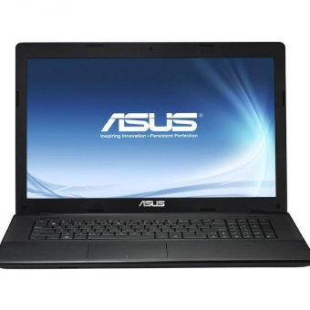 """Asus X454YA-WX101D - AMD E1-7010 - RAM 2GB - HDD 500GB - 14"""" - Hitam"""