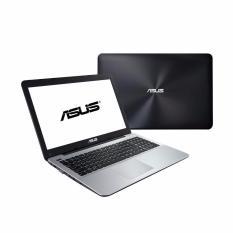Asus X555BA LAPTOP GAMING   AMD A9 9420   4GB RAM   500GB HDD   WINDOWS 10 ORI   15.6   DVDRW   Black