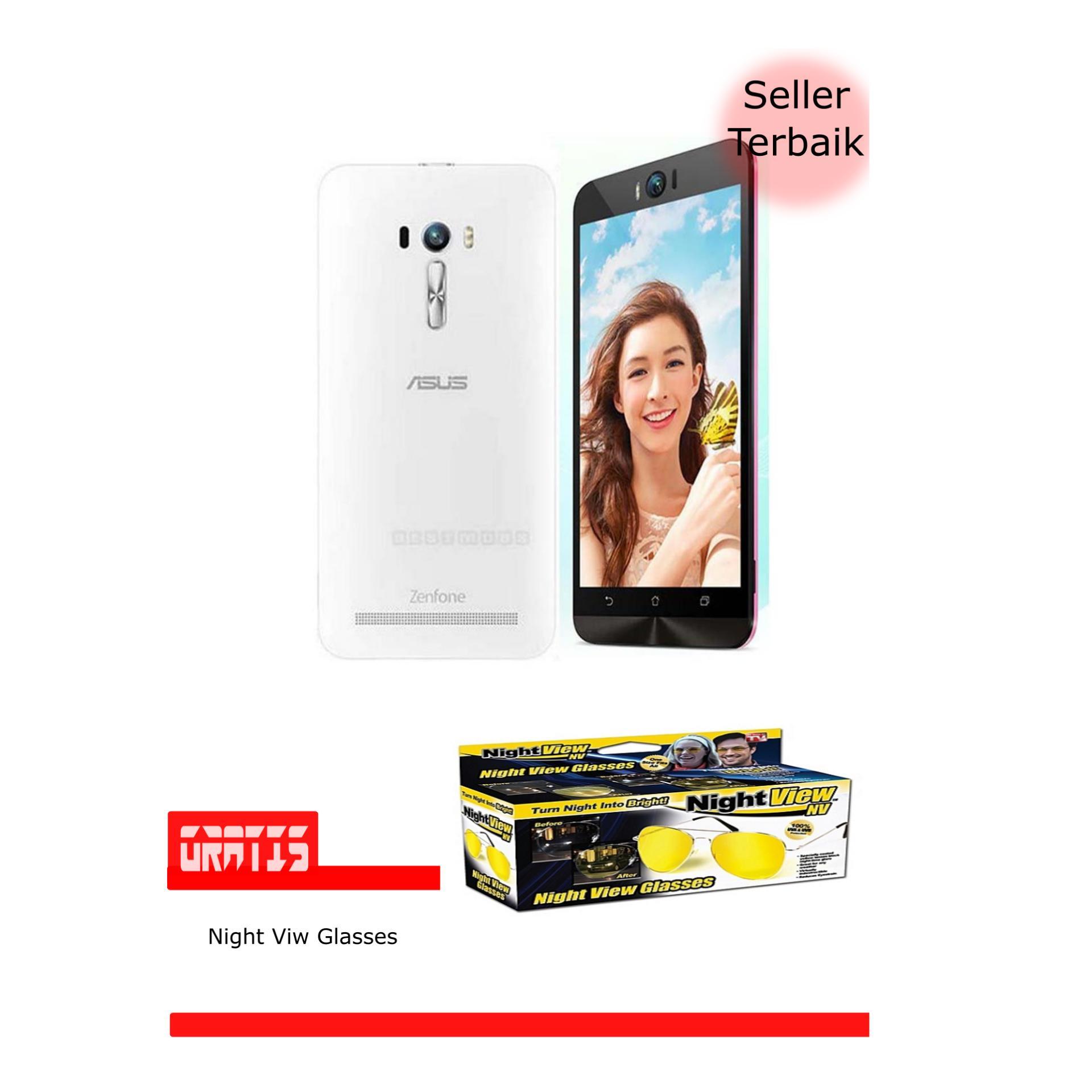 Perbandingan Harga Asus Zenfone Selfie Zd551kl 3 32 White With Night Selfi 32gb Garansi Resmi View Glasses Termurah