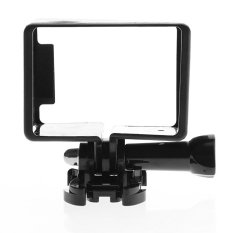 AUDEW LCD Screen Border Frame Mount Protector Housing Case ForGoPro Hero 3 3+ 4 -