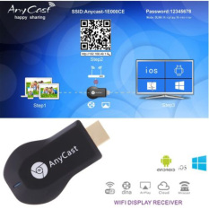 Aukey  MEDIA TV STICK CHROMECAST WiFi Display Receiver DONGLE CHROME CAST DLNA Airplay (Intl)