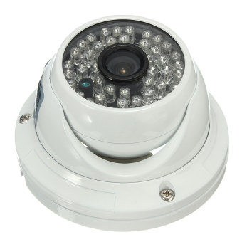 Autoleader 48 LEDs 1/3'' CCD CMOS 800TVL HD Infrared CCTV Surveillance Security Camera UK