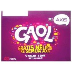 Axis Axiata Gaol 4G LTE 0838 18000 205 kartu Perdana Nomor CantikIDR59000. Rp 59.000