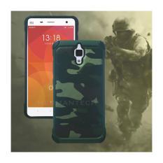 Back Case Army for Xiaomi Mi 4 - Hijau Loreng