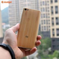 Back Door Bamboo Pattern Casing untuk Xiaomi Mi 5
