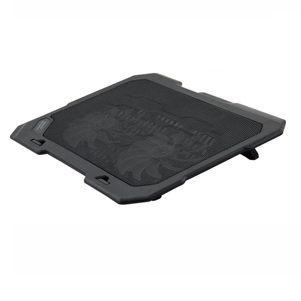 Bantalan pendingin, 2 kipas Latop kipas pendingin Laptop NotebookCumputer pelat dasar pendingin .