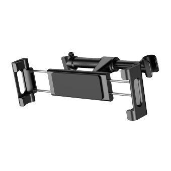 Gambar BASEUS belakang mobil belakang headrest tablet dudukan telepon ipad